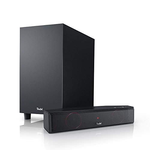 teufel cinebar one schwarz soundbar sounddeck surround. Black Bedroom Furniture Sets. Home Design Ideas