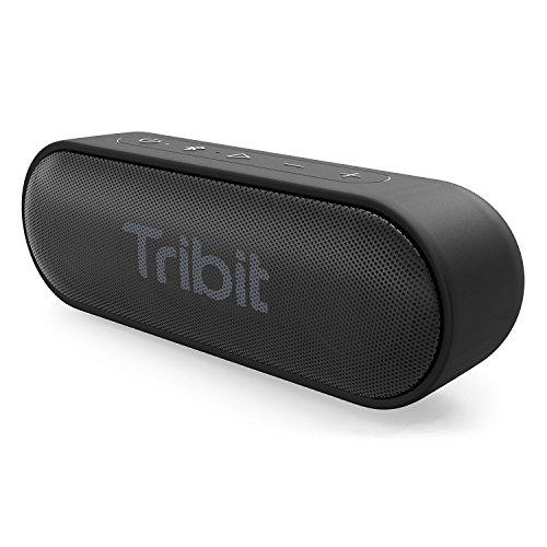 tribit xsound go tragbarer bluetooth lautsprecher 2 6w. Black Bedroom Furniture Sets. Home Design Ideas
