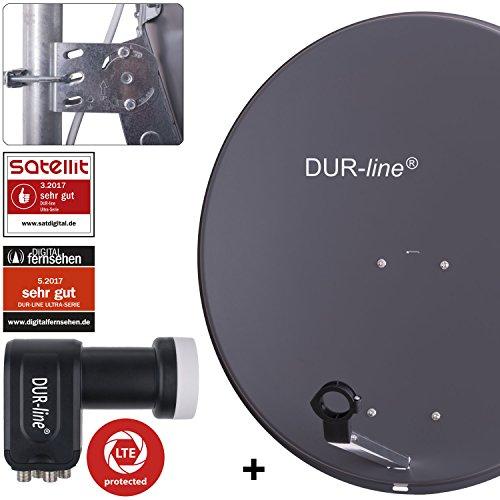 digiatale 4 teilnehmer satellitensch ssel komplett anlage mit ultra quad lnb camping astra