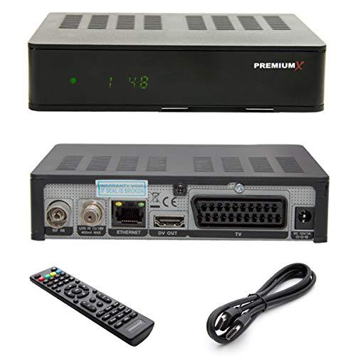 premiumx hd 1100 combo digital fullhd receiver f r sat und kabelfernsehen dvb s2 c hdmi scart. Black Bedroom Furniture Sets. Home Design Ideas