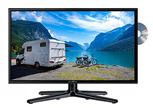 reflexion lddw 24 wide screen led fernseher 24 zoll f r. Black Bedroom Furniture Sets. Home Design Ideas