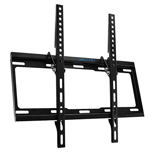 deleycon universal tv wandhalterung 26 bis 65 zoll 66 165cm bis vesa 400x400mm belastbar. Black Bedroom Furniture Sets. Home Design Ideas