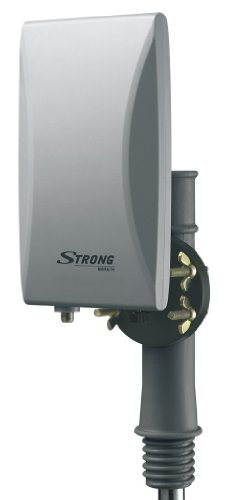 strong srt ant45 au enantenne aktive antenne dvb t2 dvb t eingebauter fm signalfilter und lte. Black Bedroom Furniture Sets. Home Design Ideas