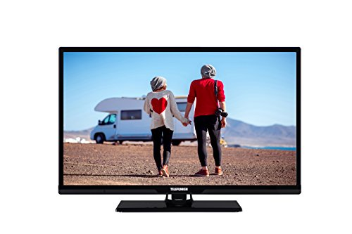 telefunken xh24d401v 60 cm 24 zoll fernseher hd ready triple tuner smart tv evileca. Black Bedroom Furniture Sets. Home Design Ideas